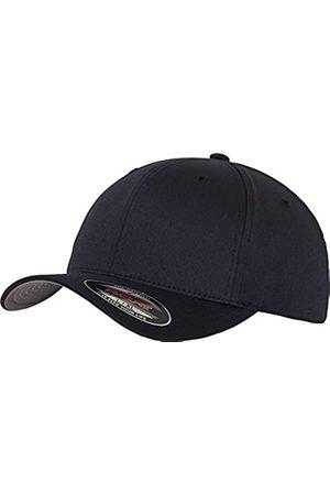 Flexfit Herren Caps - Unisex-Erwachsene Wooly Combed 6277 Mütze, (dark navy)