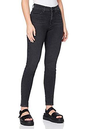 Wrangler Damen High Waisted - Damen High Rise Skinny Jeans