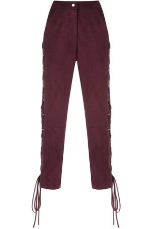 Olympiah Napoles' Cropped-Hose