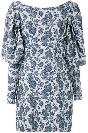 Olympiah Kleid mit langen Ärmeln