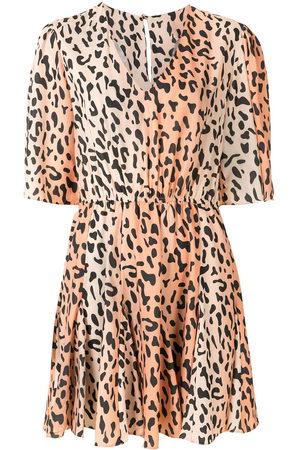 Olympiah Damen Partykleider - Kurzes Kleid - Mehrfarbig