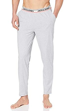 JACK & JONES Herren JACJONES Lounge Pants Trainingshose, Light Grey Melange