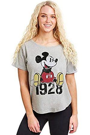 Disney Damen Shirts - Damen Mickey Year T-Shirt
