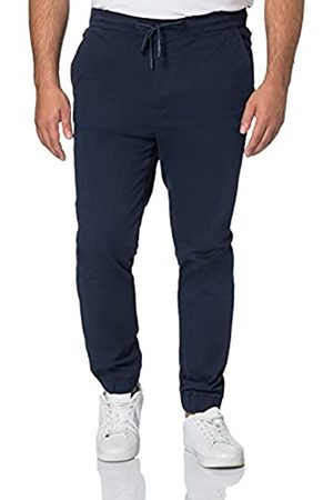 Only & Sons Male Chino Einfarbig SDress Blues