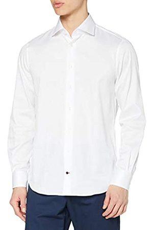 Tommy Hilfiger Herren CORE Twill Classic Shirt Businesshemd