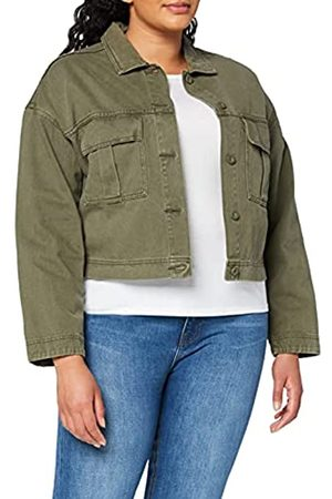 Dr Denim Damen Nevada Cargo Jacket Jacke