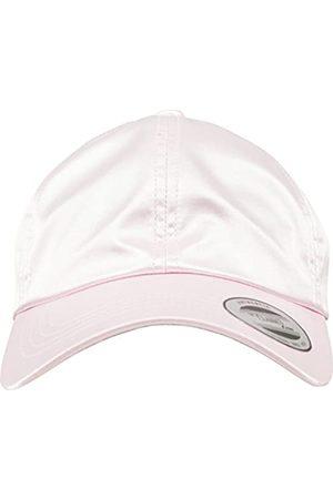 Flexfit Herren Caps - Low Profile Satin Cap Unisex Kappe für Damen und Herren aus glänzendem Satin Stoff
