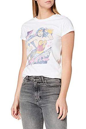 DC Damen Wonder Woman Strength & Power T-Shirt
