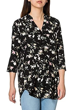 VERO MODA Damen VMSIMPLY Easy 3/4 Tunic TOP WVN GA Bluse