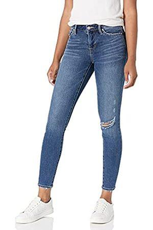 True Religion Damen High Waisted - Women's Jennie High Rise Curvy Skinny Fit Jean