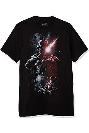 STAR WARS Herren T-Shirts - Herren Men's Dark Lord Darth Vader Graphic T-Shirt
