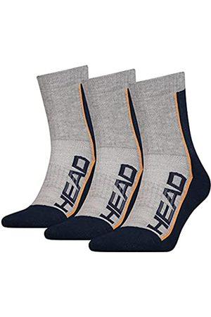 Head Unisex Performance Short Crew Socks Mannschaftssocken, /Navy