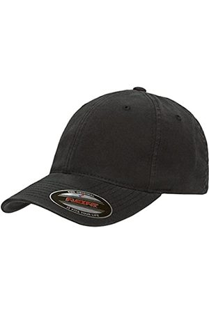 Yupoong Herren Low-Profile Unstructured Fitted Dad Cap Hut