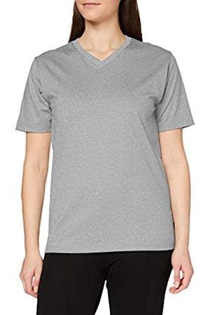 Trigema Damen Shirts - Damen V Deluxe Baumwolle T-Shirt