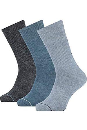 Calvin Klein Socks Mens Athleisure Men's Crew (3 Pack) Socks