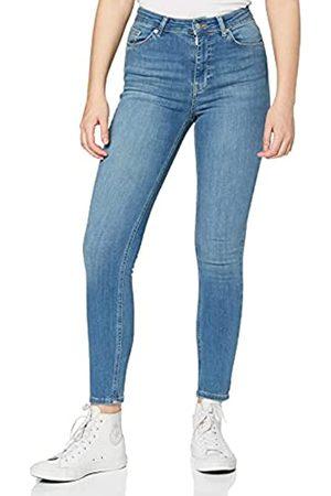NA-KD Damen High Waisted - Damen Skinny High Waist Jeans