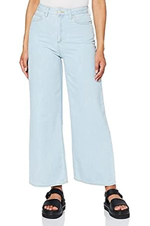 Lee Damen Bootcut - Womens Cropped A Line Flare Jeans