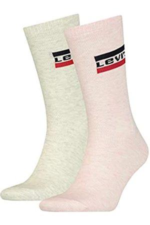 Levi's Unisex Regular Cut Sportswear Logo Socken, /
