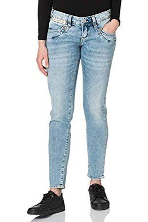 Herrlicher Damen Piper Slim Cashmere Touch Denim Jeans