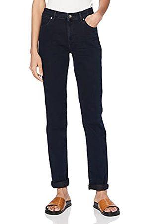 Wrangler Damen Slim Jeans, (Subtle Blue 86N)