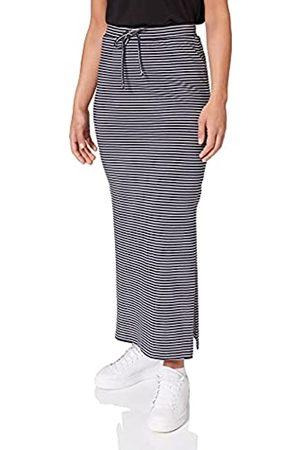 Object Damen Maxiröcke - Damen OBJSTEPHANIE Maxi Skirt NOOS Rock