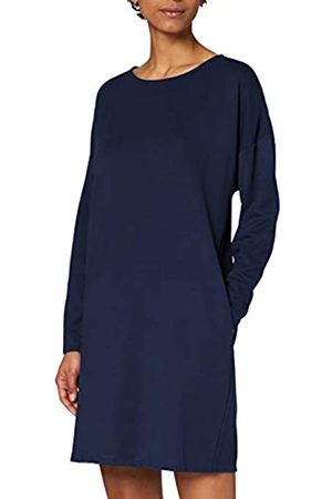 MERAKI Amazon-Marke: Damen Midi-Pulloverkleid, 36