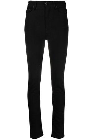 Ami Skinny-Jeans mit hohem Bund