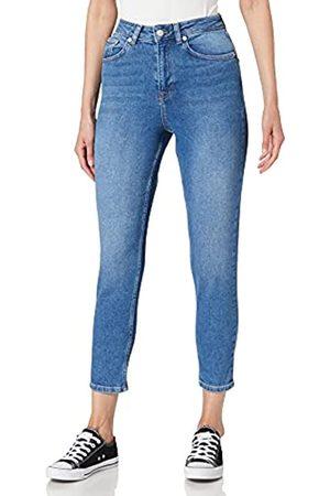 NA-KD Damen Comfort Mom Jeans