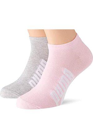 PUMA Unisex-Adult BWT Lifestyle Sneaker-Trainer (2 Pack) Socks