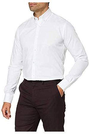 Kustom Herren Oxford Twill L/S Businesshemd