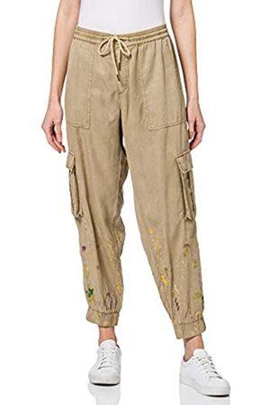 Desigual Womens Babel Casual Pants