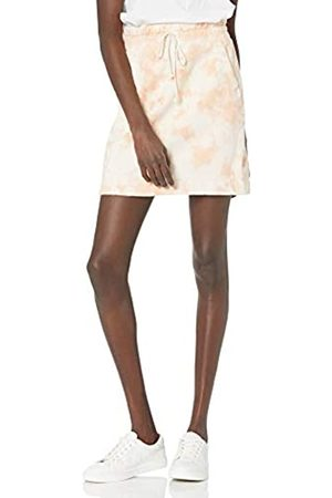 Goodthreads Paperbag Waist Heritage Fleece Skirt Rock