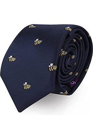 AUSCUFFLINKS Krawatten mit Tiermotiv, gewebt, eng anliegend, Geschenk für Herren, Arbeitskrawatten für Ihn