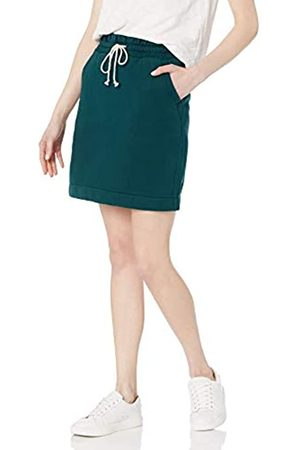 Goodthreads Paperbag Waist Heritage Fleece Skirt Rock M