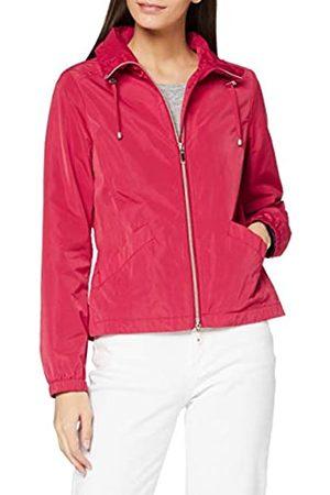 Geox Damen Woman Jacket abnehmbarem Kragen Jacke