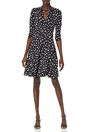 French Connection Damen FAYOLA Meadow Jersey V NCK DRS Lässiges Kleid