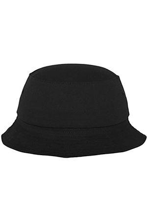 Flexfit Herren Hüte - Cotton Twill Bucket Hat - Unisex Anglerhut für Damen und Herren, einfarbig, mit patentiertem Band, Farbe