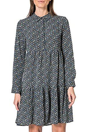 JDY Damen PIPER L/S AOP Shirt Dress WVN NOOS Kleid