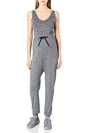 Mama Licious Damen Jumpsuits - Damen MLJAYDA S/L Active Yoga Pantsuit A. Einteiler