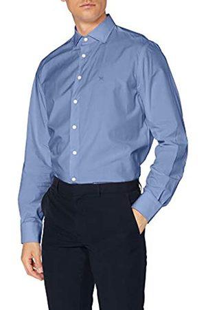 Hackett Hackett Herren Yarn Dyd Pop Businesshemd