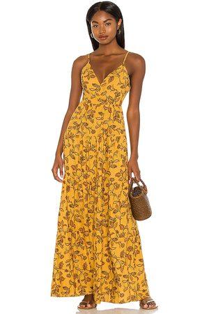 House of Harlow X Sofia Richie Toleda Maxi Dress in . Size M, S, XL, XS, XXS.