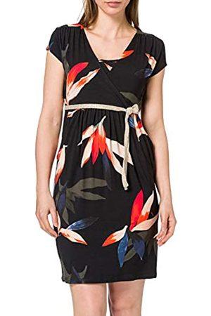 Noppies Damen Dress nurs ss AOP Daphne Kleid, Night Sky-P277