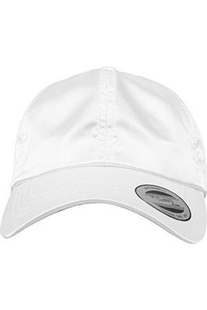 Flexfit Low Profile Satin Cap Unisex Kappe für Damen und Herren aus glänzendem Satin Stoff