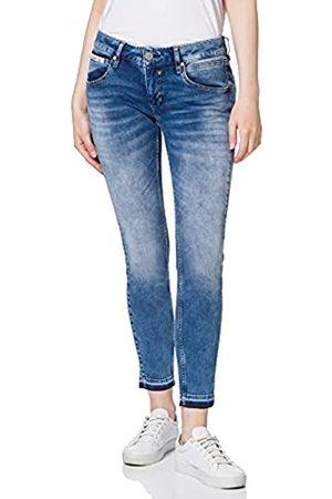 Herrlicher Damen Touch Cropped Reused Denim Jeans