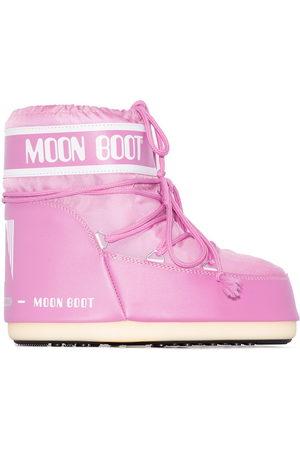 Moon Boot Flache Schneestiefel