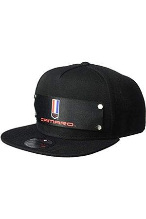 Buckle-Down Herren Snapback Hat - Camaro Badge2 Black/red/White/Blue Hut