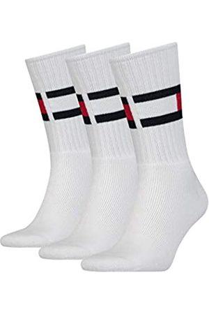 Tommy Hilfiger Herren Socken & Strümpfe - Mens Flag Men's (3 Pack) Socks