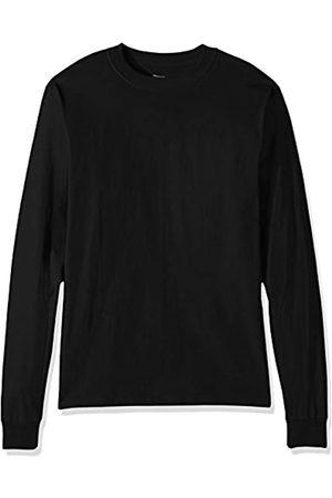 Hanes Beefy Langarmhemd für Herren - - Klein