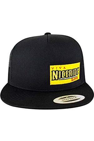 NICERIDE Viva Life - LP Classic 6006 Snapback Trucker Baseball Mütze