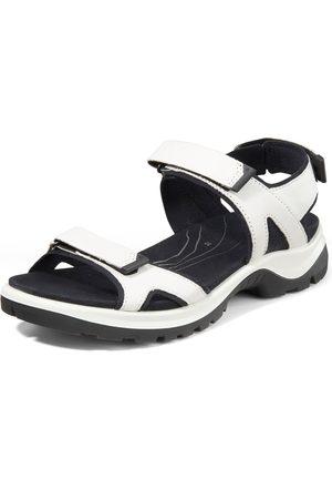 Ecco Damen Sandalen - Sandale Offroad W weiss